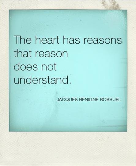 Hearthasreasons