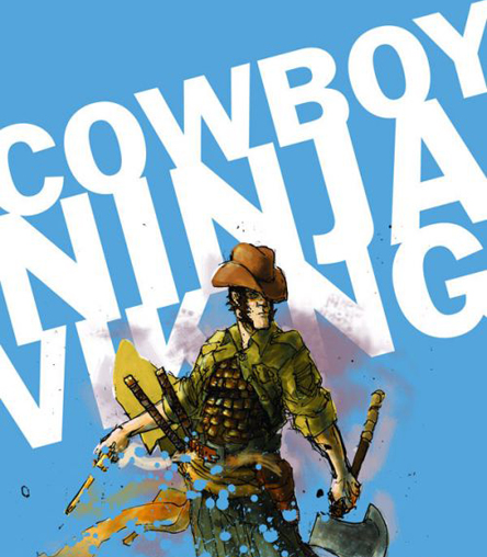 Cowboyninjaviking