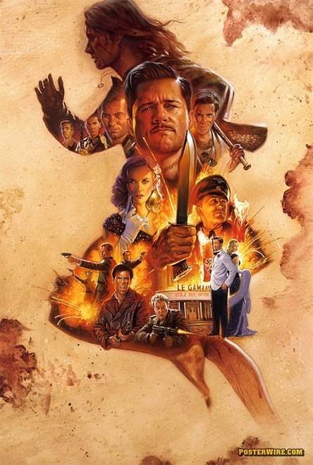 Ibasterds-Goodridge-painted-poster