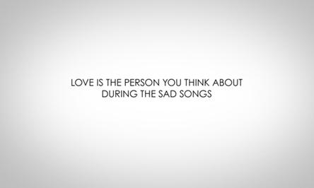Sadsongs