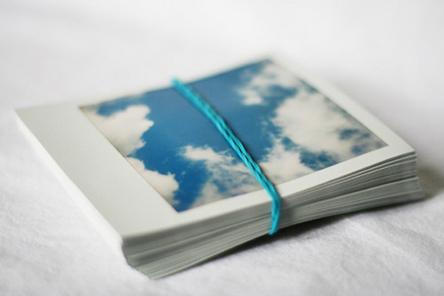 Polaroids-of-clouds