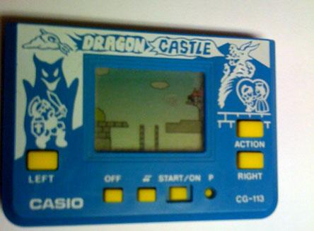 Dragon-castle