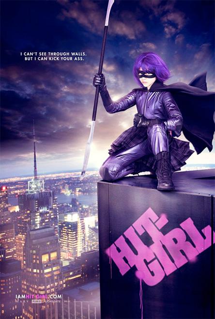 Chloe Moretz-as-hitgirl-kickass-poster