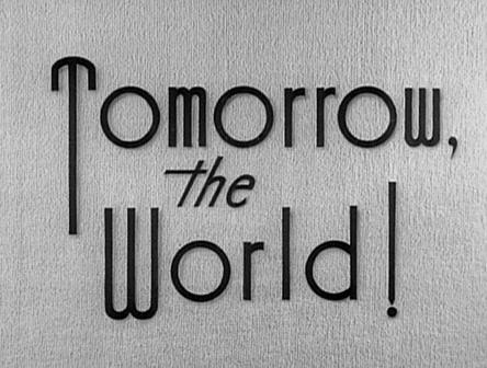 Tomorrowtheworld