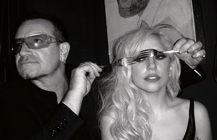 Lady-Gaga-with-Bono