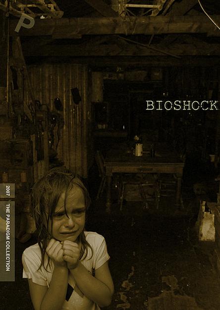 BioshockCoverby DJ Malloc