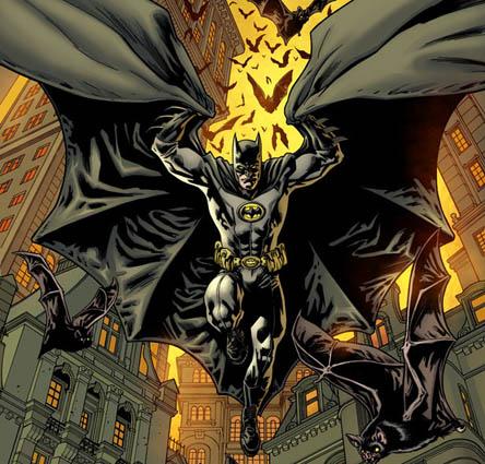 BatmanincNumberONE