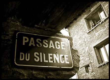 Passage-silencio