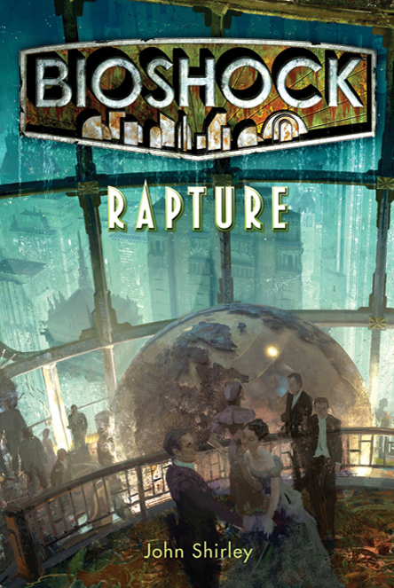 BIOSHOCK-Novel_Paperback_Cover
