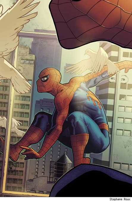 SpidermanRoux
