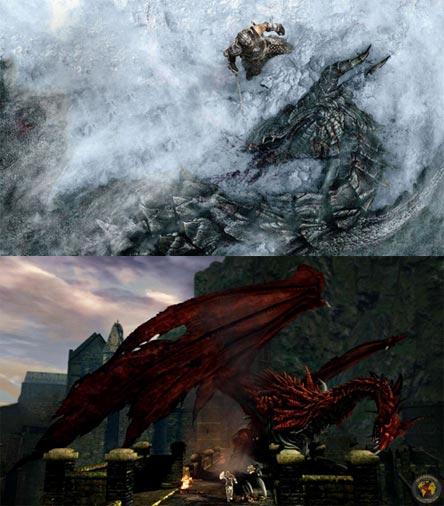 dragons souls skyrim