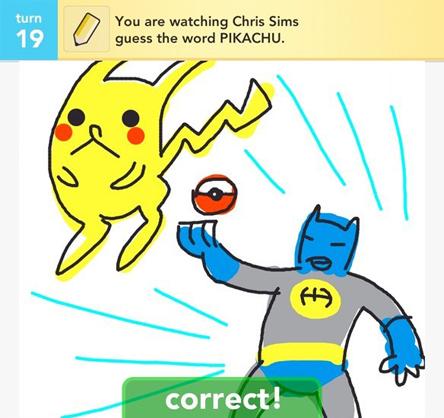 Batman-pikachu
