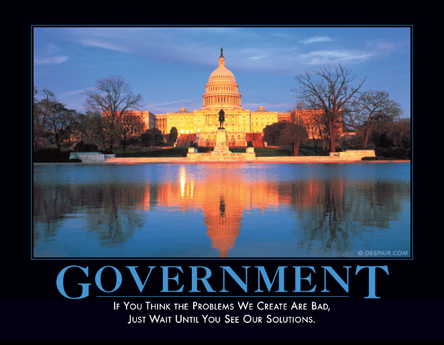 Governmentdemotivator