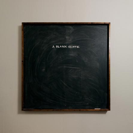 A-blank-slate