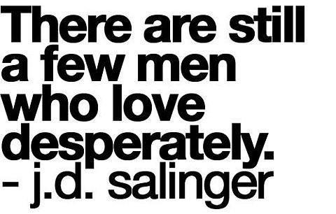 Salingertherearestill
