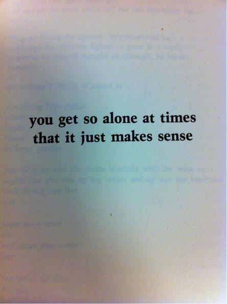 Bukowski_alone