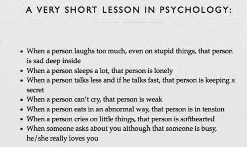 PsycologyShort