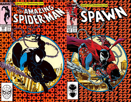 Spawn 227 - Amazing Spider-Man 300