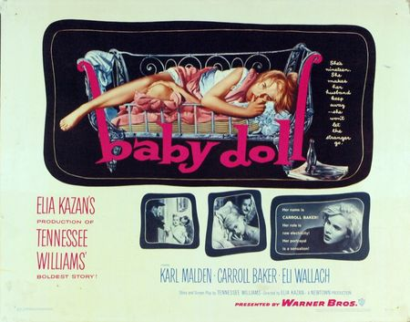 Baby Doll   (1956)     poster
