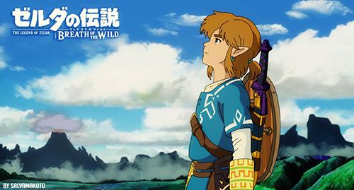 Zelda as Ghibli