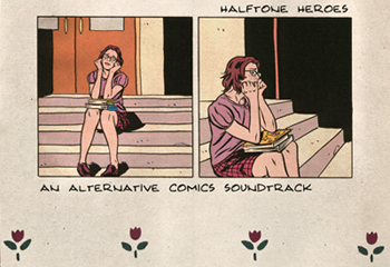 Halftonecovers