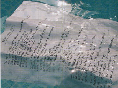 Handwrittenlyrics