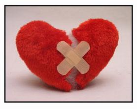 Heartbandaid